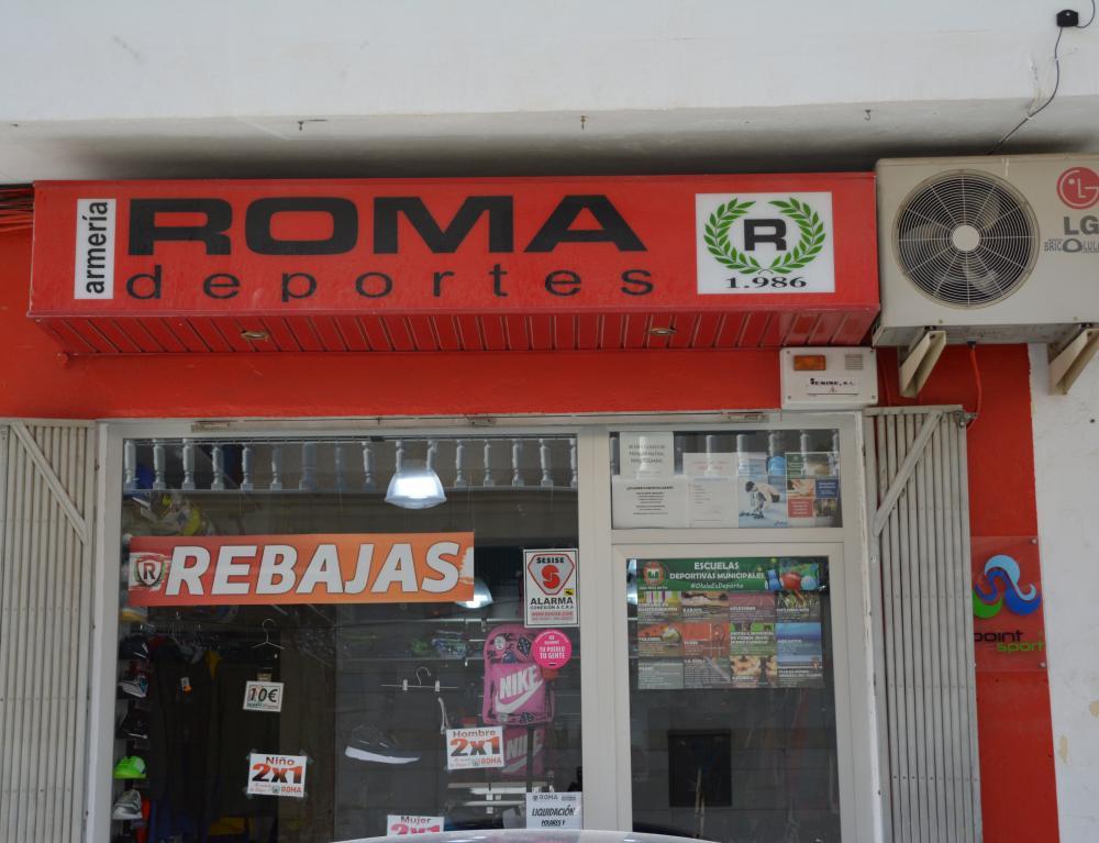 DEPORTES ROMA
